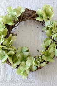 diy tutorial wreath spring