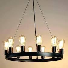 wrought iron chandeliers rustic black chandelier medium size of pendant