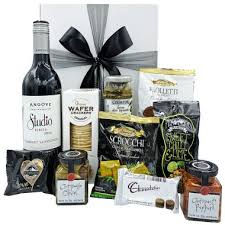 savoury her and wine gift