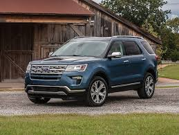 best 3 row suvs for 2019