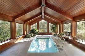 ... Gorgeous Indoor Pool Ideas 32 Indoor Swimming Pool Design Ideas 32  Stunning Pictures ...