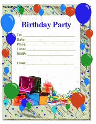 Microsoft Word Templates Invitations Awesome Microsoft Birthday Invitation Templates Gallery