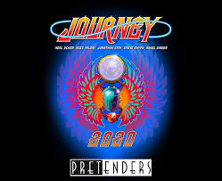 Journey With The Pretenders Iowa Events Center