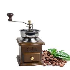 Benefits of owning a coffee grinder. Retro Style Burr Coffee Grinder Hand Grinding Machine Hand Crank Roller For Home Coffee Bar Office Burr Coffee Grinder Coffee Grinder Handcoffee Grinder Aliexpress