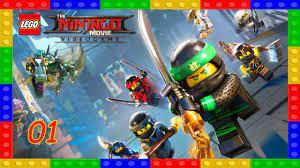 LEGO NINJAGO EPISODE 1 | Xbox One X Prologue & Chapter 1-3 Gameplay  Walkthrough FULL GAME - YouTube