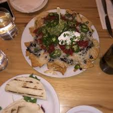 photo of garden grille pawtucket ri united states vegan nachos and korean