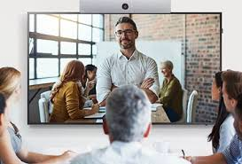 Video Conference Samsung Cisco Video Conference Solution Industry Solutions