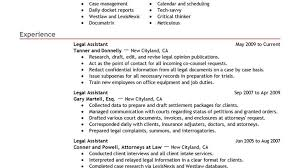 100 Blank Resume Lawyer Templates Sample Resume From