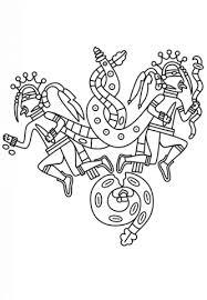 Maya Held Tweelingen Kleurplaat Gratis Kleurplaten Printen