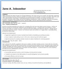 Staff Accountant Resume Samples Bookkeeping Resume Samples Yuriewalter Me