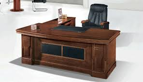 wood office desk furniture. Modren Desk Wooden Office Desk  Design For Wood Furniture T