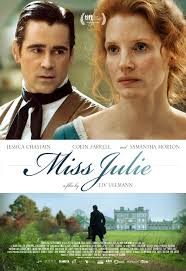 stage to screen miss julie taking up room