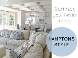 hamptons style hamptons decor tips hamptons decor beach style hamptons decor blog