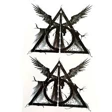 5kusů ďábel Lucifer Přichází Velké Dočasné Tetování ďábel Těsnění