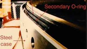 Image result for particularly the rubber O-rings that sealed the joints of the shuttle's solid rocket boosters