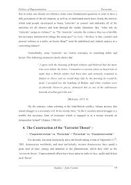 terrorism essay bearing student joatildepoundo cotrim 9 10