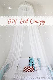 decoration for girls bedroom. 42 DIY Room Decor For Girls - Bed Canopy Awesome Do It Yourself Decoration Bedroom
