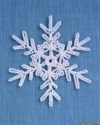 Crochet Snowflake Pattern Delectable Free Crochet Ravalanche Snowflake Pattern CrochetHolic