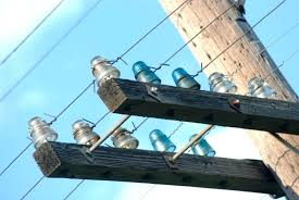 antique glass insulators telephone wire pole insulator caps telephon