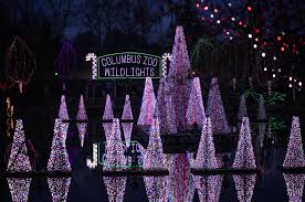 Columbus Zoo Lights Pictures Illuminate Your Season With Wildlights Opening This Weekend
