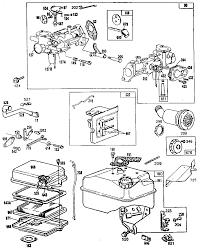 5hp briggs and stratton carburetor diagram briggs and stratton