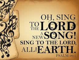 Image result for sing unto the lord a new song free images