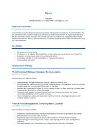 Optician Resumes Free Downloadable Cv Template Examples Career Advice How To Write