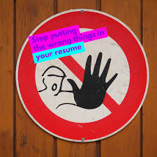 Things To Put In Your Resumes Introvert Whisperer 7 Things That You Absolutely Shouldnt