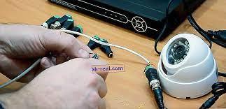 CCTV kamera bir TV'ye nasıl bağlanır? Analog video gözetimini doğrudan bir  TV'ye bağlama şeması