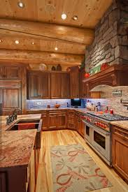 Log Cabin Kitchen Decor 17 Best Ideas About Log Cabin Kitchens On Pinterest Rustic Cabin