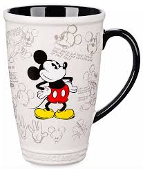 Disney coffee cup can offer you many choices to save money thanks to 15 active results. Let Mickey Help You Perk Up Your Morning Mickey Mouse Model Animation Art Latte Coffee Mug Disney Disney Store Mugs Disney Mugs Disney Coffee Mugs