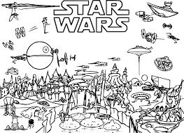 Coloriage Star Wars Lego Imprimerllllllllllllll L