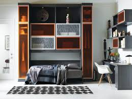 office with murphy bed. brooklyn office office with murphy bed r