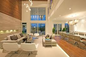 Image Modern Mansion Ylighting Miami Modern Home By Dkor Interiors