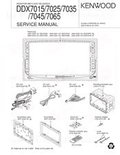 kenwood ddx7035 manuals kenwood ddx7035 service manual