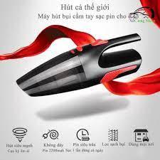 Máy hút bụi cầm tay mini không dây - Hút bụi Oto cao cấp Loại Có Dây - Hút  bụi gia đình Nhãn hàng OEM