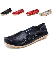 saan loafers driving outdoor leather