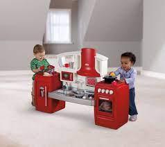 Đồ Cũ Cho Bé - Bộ đồ chơi nhà bếp Little-Tikes 2 giai đoạn...