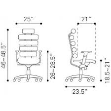 unico office chair. Interesting Chair Unico Office Chair White Inside E