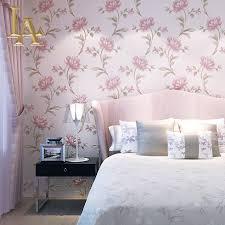 Purple Flower Wallpaper For Bedroom Compare Prices On Purple Flowers Wallpaper Online Shopping Buy