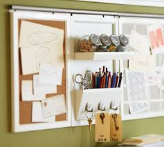 daily organization system hanging