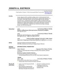 Please view our CV Templates Gallery Good resume examples uk