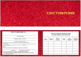 Удостоверение электрика с допуском купить в Москве Удостоверение электрика
