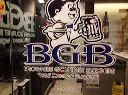 Restaurant Name And Logo Restaurant Name And Logo On Entrance Door Picture Of Brownies