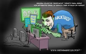 Image result for cyberattack CARTOON