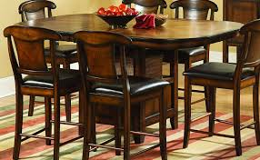 tall dining room sets. Homelegance Westwood Counter Height Dining Table High Tall Room Sets N