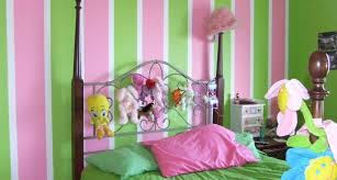 22 fresh pink and green paint ideas