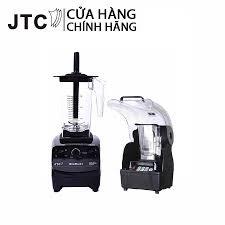 ⭐Combo Máy xay sinh tố công nghiệp JTC Omniblend I TM-767A 1200W và Hộp  chống ồn JTC Omniblend - Chính hãng: Mua bán trực tuyến Máy xay sinh tố với  giá rẻ