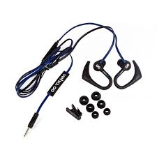 bose earphones sale. veho zs-2 water resistant sports earphones - blue/black(vep-006 bose sale