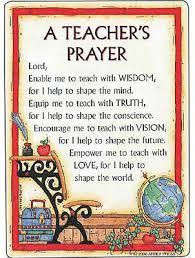 247 Mulberry Lane: Teacher's Prayer via Relatably.com